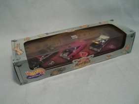 Hot Wheels 2000 Hard Rock Caf� Set MIB
