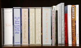 Group Of Sixteen Various Christo Reference Books