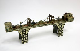 Busy Bridge, Louis Marx Brand