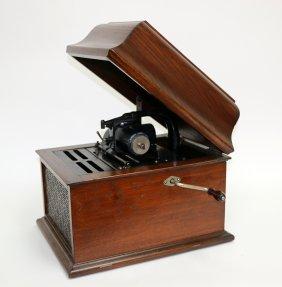 Edison Cylinder Amberola Phonograph