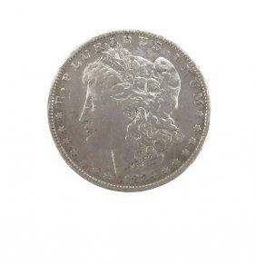 1884 U.s. Morgan Silver Dollar. Good Condition. These