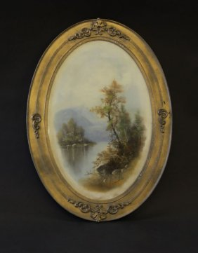 William Henry Chandler, American (1854-1928) Pastel