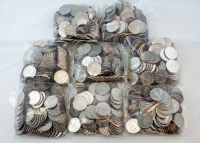 $200.00 Face Value Of State Quarters