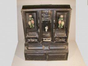 Late 19th Century Vendor's Warming Oven