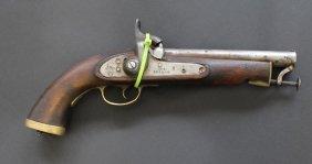 1856 Enfield Flintlock Pistol