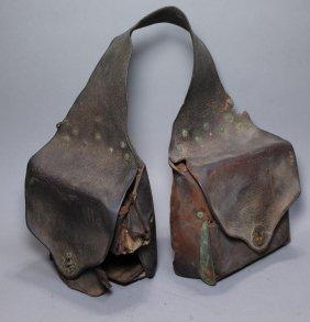 Civil War Doctor's Saddle Bags