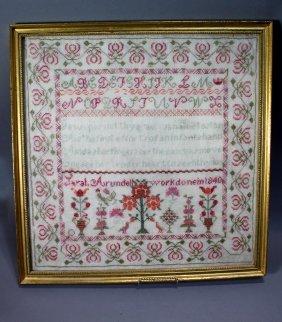 1840 Sampler