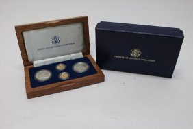 Bicentennial Of The Constitution Coin Set