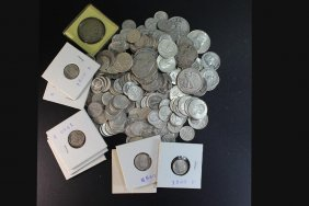 Assorted 90% Silver Coins