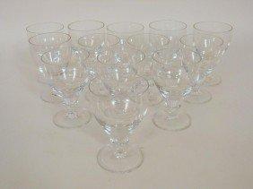 2 Sets Of William Yeoward Glassware