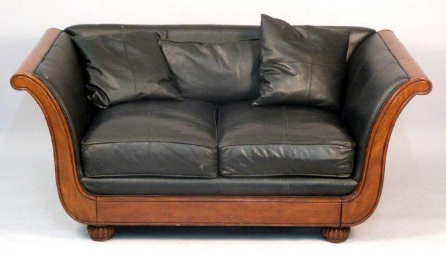 Empire Style Sofa Lot 156