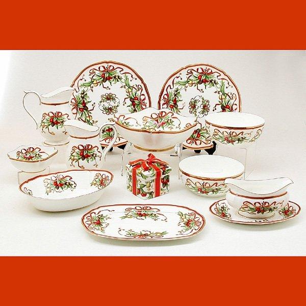 Tiffany holiday plates-9229