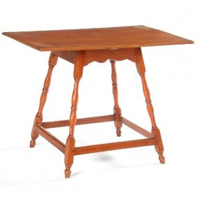 American Work Table, 18th/19th Century, Maple