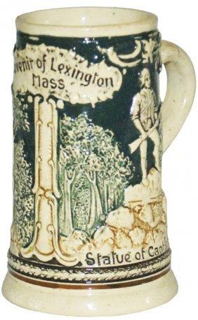 Lexington Souvenir Pottery 1/4l Stein