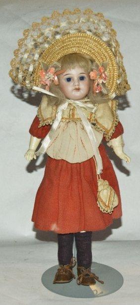 1894 Armand Marselle 4/0 Dep All Original Doll