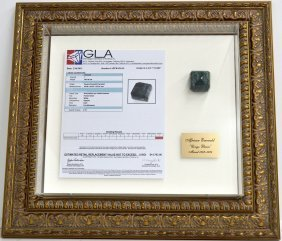 567.80 Cts Emerald Loose Stone Appraised Value: $14,763