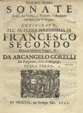 Corelli Arcangelo