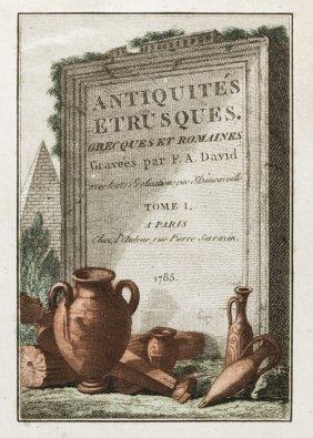 Hancarville Pierre Francois Hughes (d')