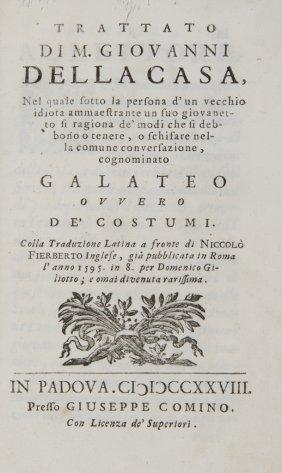 Della Casa Giovanni