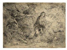 Il Grechetto, L'angelo Sveglia San Giuseppe
