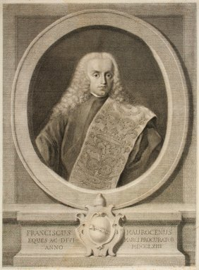 Pitteri, Ritratto Di Francesco Morosini