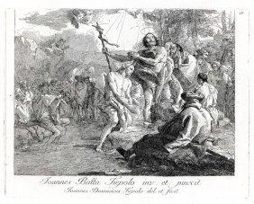 Tiepolo, Il Battesimo Di Cristo