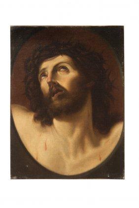 Cristo Coronato Di Spine. Da Guido Reni