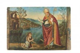 Il Pinturicchio, Sant'agostino Sulla Riva…