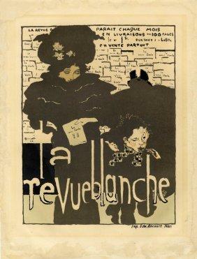 Bonnard, La Revue Blanche