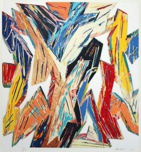 Charles Arnoldi Untitled