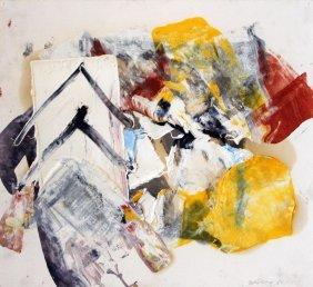 Michael Goldberg Untitled