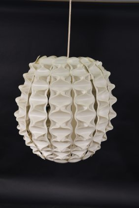 George Nelson 'lantern Series' Hanging Light