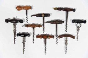 Straight Pull Corkscrews