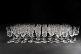 Flint Eapg Ashburton Glasses Grouping