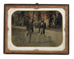 Tintype Photograph C.1860's/70's