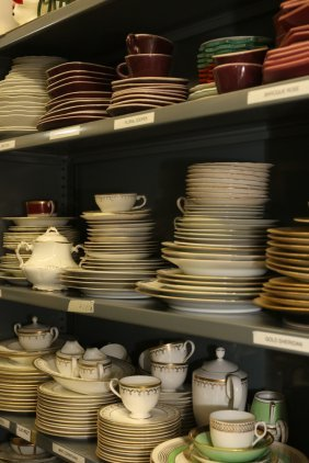 Grouping Of Porcelain Incl Spode And Bavaria.