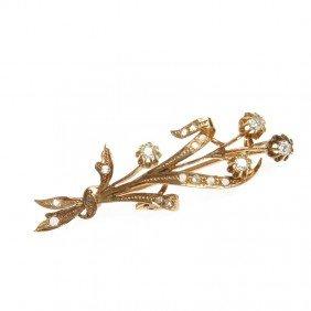 Pearl Bracelet , Russia, XIX/XX Century
