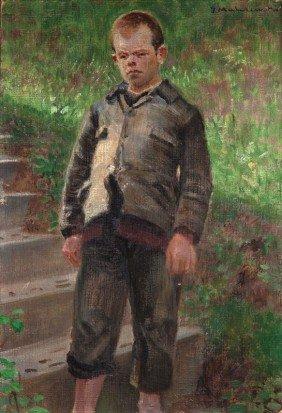 Jacek Malczewski (1854 Radom - 1929 Kraków)