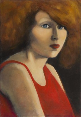 Magdalena Laskowska (b. 1985) The Redhead Girl, 2009,