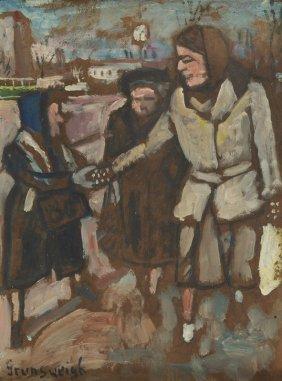 Natan Grunsweigh / Nathan Grunsweig (1880 - 1943)