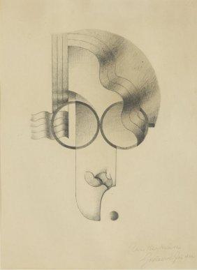 "Jozef Jan Goslawski (1908 - 1963) ""autokarykatura"","