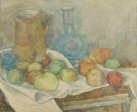 Tadeusz Kulisiewicz (1899 - 1988) Still Life,