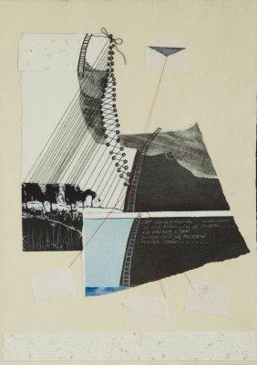Ewa Rosiek-buszko (b. 1953) Untitled, From The Series