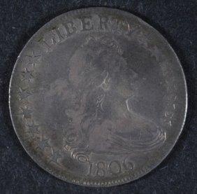 1806 Draped Bust Half Dollar Vf