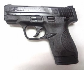 Smith & Wesson M&p40 Shield. New In Box.