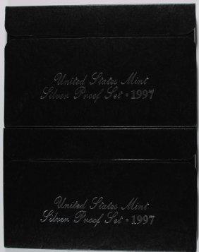 2-1997 Silver U.s. Proof Sets