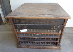 Brainerd & Armstrong Spool Cabinet