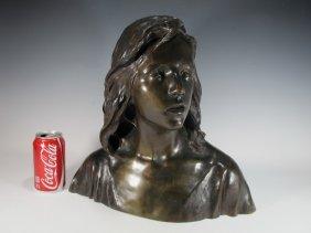 Raoul François Larche (1860-1912) Bronze Sculpture