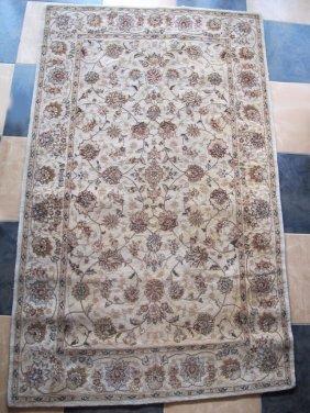 Persian Tabriz Silk & Cottom Rug