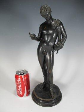 Hermann Gladenbeck (1827-1918) German Artist Statue